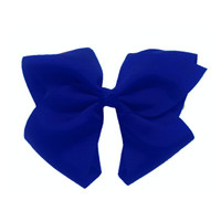 Extra Floppy Hair Bow with French Clip
