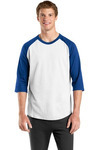 Bolles Athletics ADULT Colorblock Raglan Jersey_R25