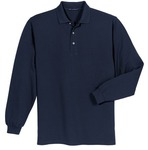 Grand Rapids - RK Adult Pique Long Sleeve Polo Shirt