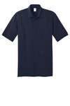 Youth Jersey Knit Short Sleeve Polo Sizes YS-YXL_R10
