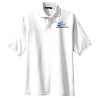 Adult Silk Touch™ Short Sleeve Polo, Banner/Full Color